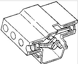 Blok silinder tipe boxer