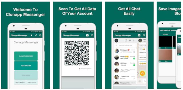 Clonapp Messenger for Whatsapp