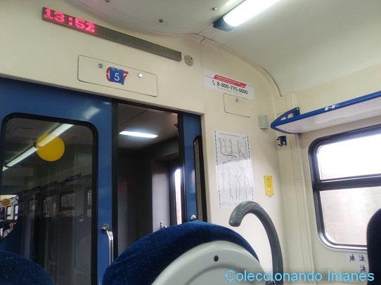 Tren a Sergiev Posad