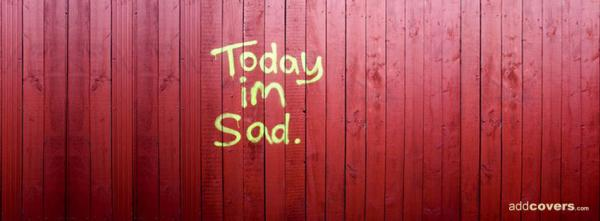 Facebook Sad and Lonely Cover Pictures | I\'m So Lonely...