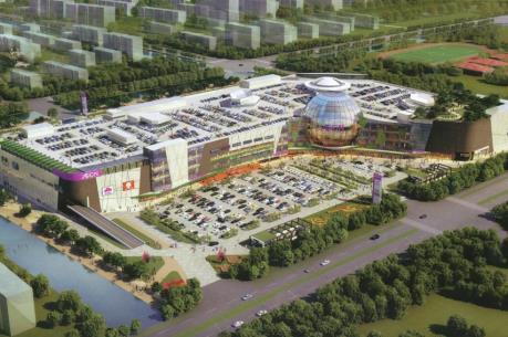 Giá đất đường Lê Trọng Tấn, Hà Đông được kỳ vọng tăng nhờ có Aeon Mall Hà Đông