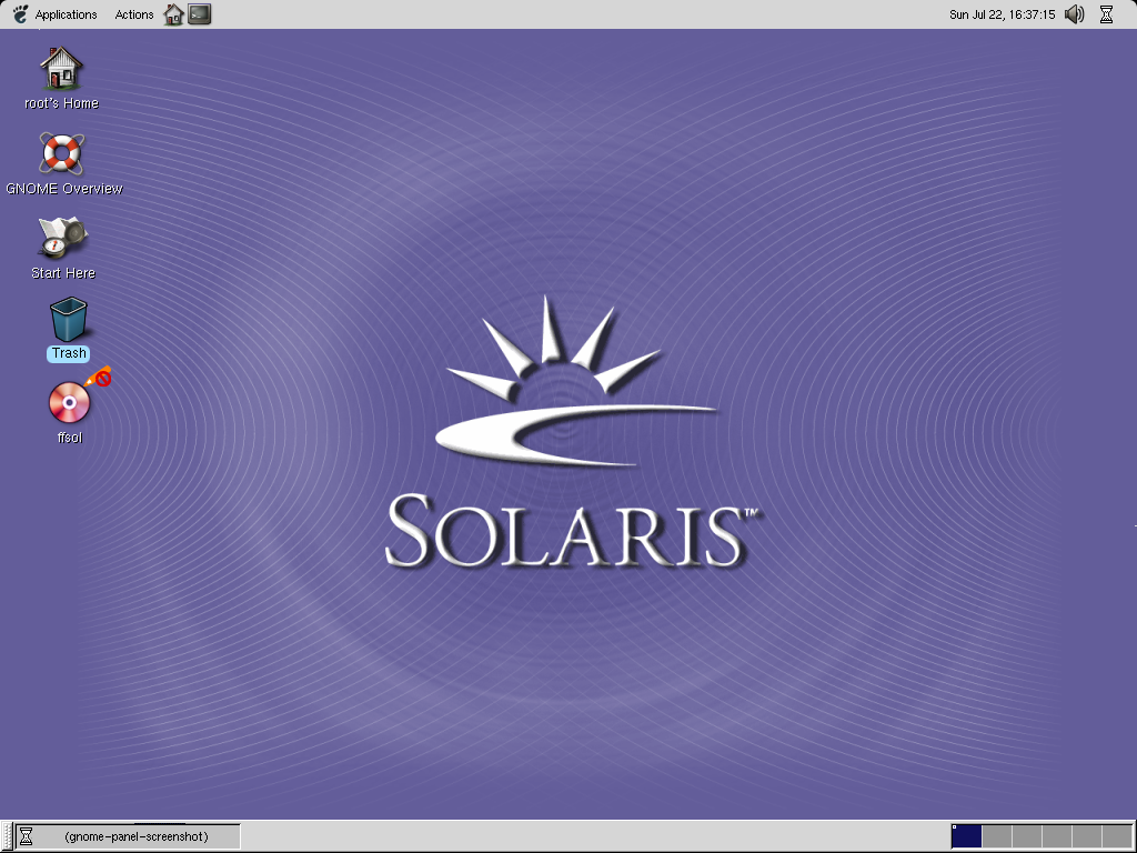 Open Solaris History