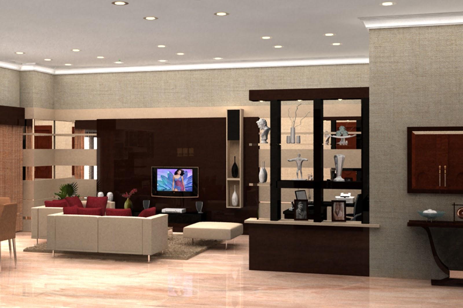 Model Interior Rumah Cantik Menciptakan Suasana Hidup