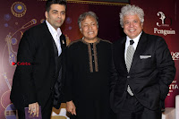 Karan Johar Release The Book Master On Masters By Ustad Amjad Ali Khan  0093.JPG