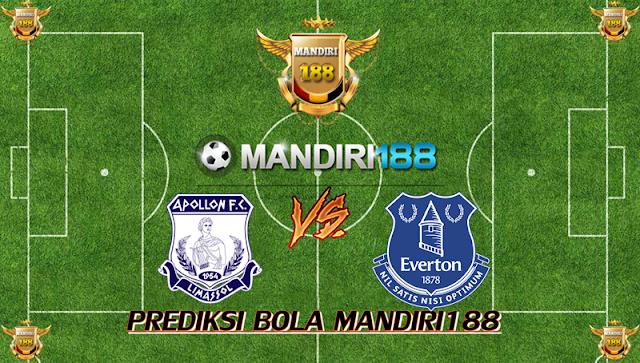 AGEN BOLA - Prediksi Apollon Limassol vs Everton 8 Desember 2017