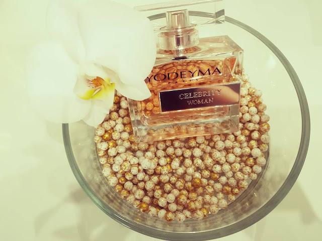 Moje ulubione perfumy Yodeyma Celebrity Woman