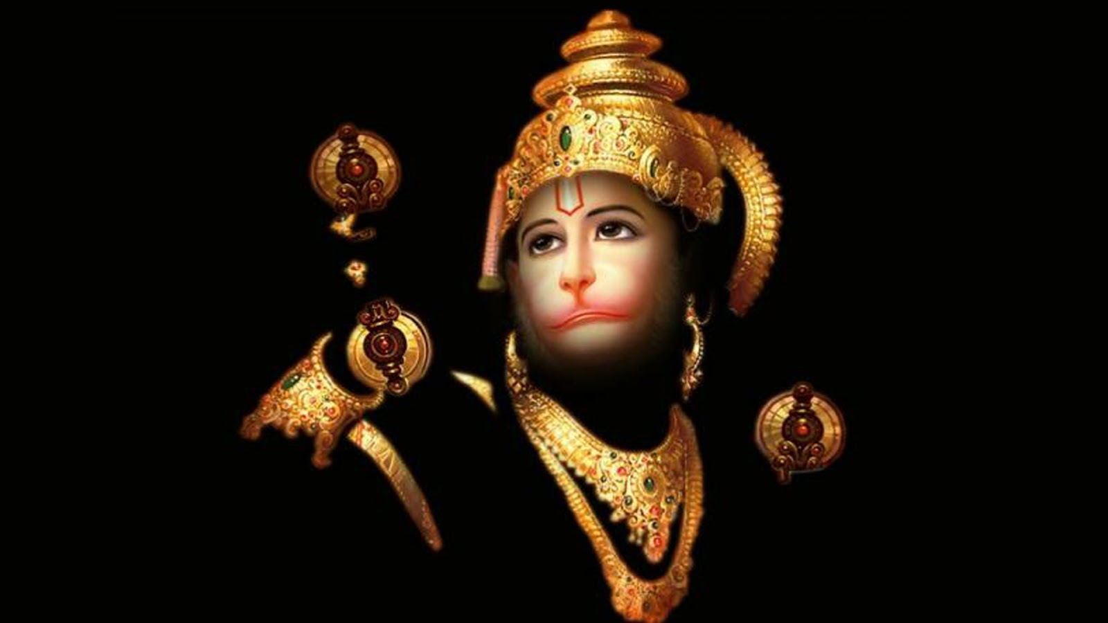 God Hanuman Wallpapers - WebNTime
