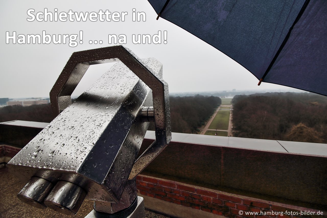 Tipps bei Regenwetter