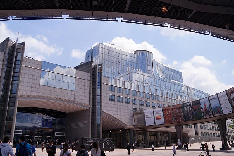 Europaviertel Brüssel // Brussels, Belgium