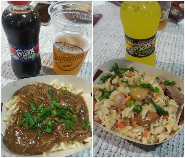 Onde (e o que) comer em Blumenau - Festival Sabores de Santa Catarina (Vila Germânica)