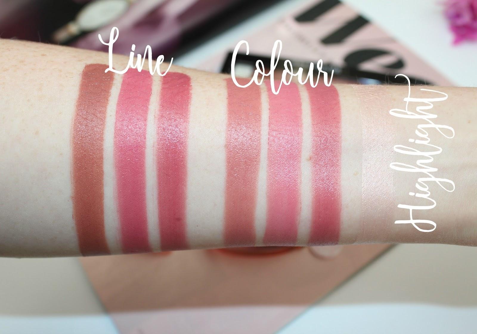 Lip Studio Color Contour Lip Palette by Maybelline #3