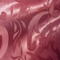 Desenli jakar kumaş örneği