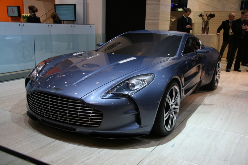 8 Million Dollar Car Wallpapers Aston Martin One 77 World Of Cars