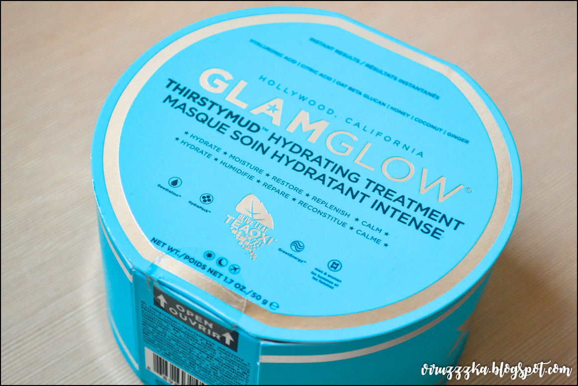 Glamglow Thirsty Mud Hydrating Treatment Notinoua