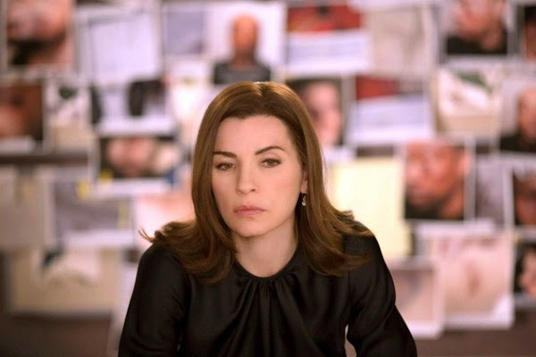 Tv Recaps Reviews Review The Good Wife Alicia Returns To The