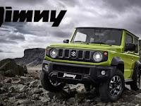 Suzuki Jimny is Back! Simak Spesifikasi Mobil Petualang Ini