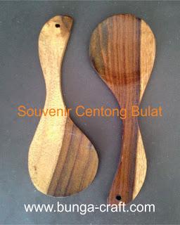 Souvenir Centong Bulat