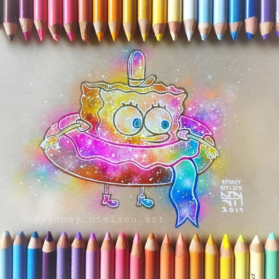 09-SpongeBob-SquarePants-Sydney-Nielsen-Pencil-Drawings-www-designstack-co