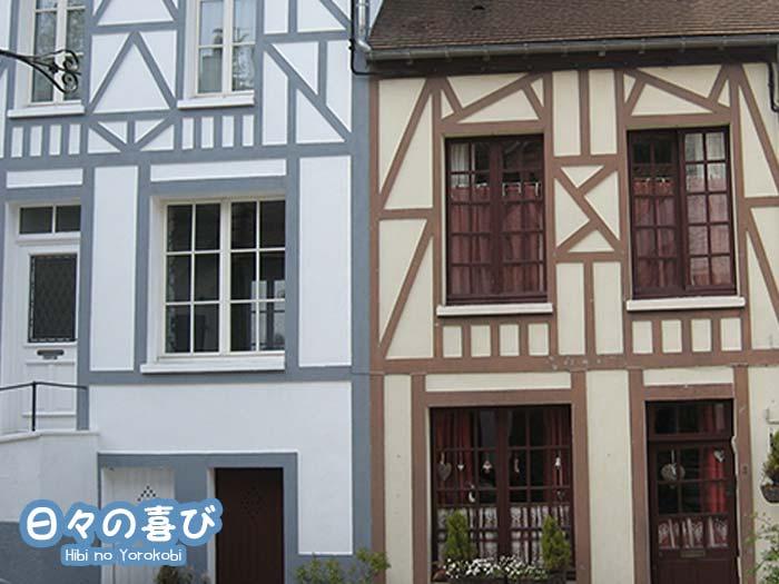 Façades Ville Haute Montreuil-sur-Mer