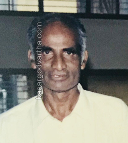 Retired Sub court Junior superintend CA Muhammadali passed away, Obituary, Obit News, Kasargod, Thalangara