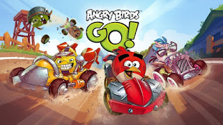 Angry Birds Go! Apk+data