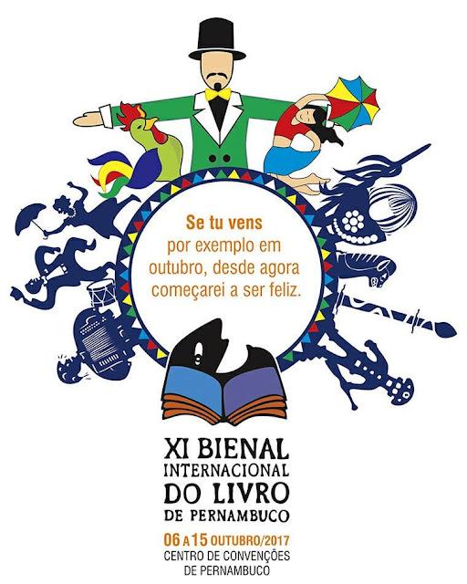 XI Bienal Internacional do Livro de Pernambuco 2017