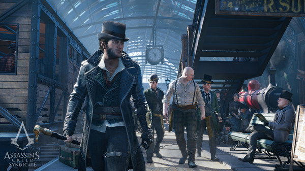 Assassins Creed Syndicate PC Setup