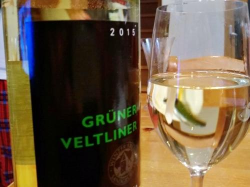 Gruner Veltliner BLACK LABEL  グリューナー・ヴェルトリーナー ブラックラベル