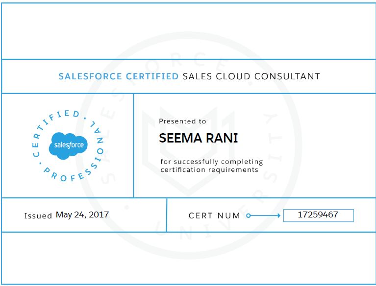 Salesforce World: Sales Cloud Certification Guide & Tips