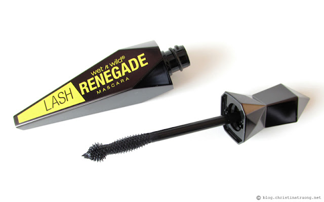 wet n wild Lash Renegade Mascara Review