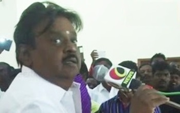 I don't fear for Press People | Vijayakanth speech after Elections
