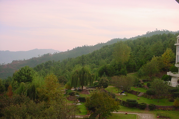 Bhurban is one of the most beautiful spot to visit in Murree