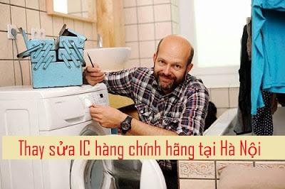 Chuyên Sửa Máy Giặt Electrolux Mất Nguồn
