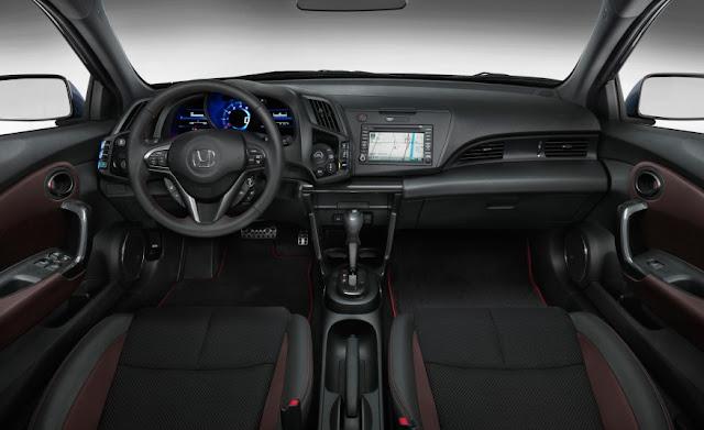 2018 Honda CR-Z Specs