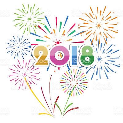 Thiệp chúc mừng năm mới 2018