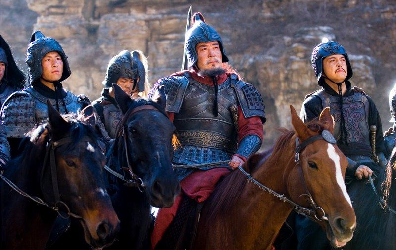 สามก๊ก Three Kingdoms (2010) ตอน 28