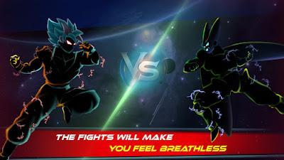 Dragon Shadow Battle Warriors: Super Hero Legend Mod Apk