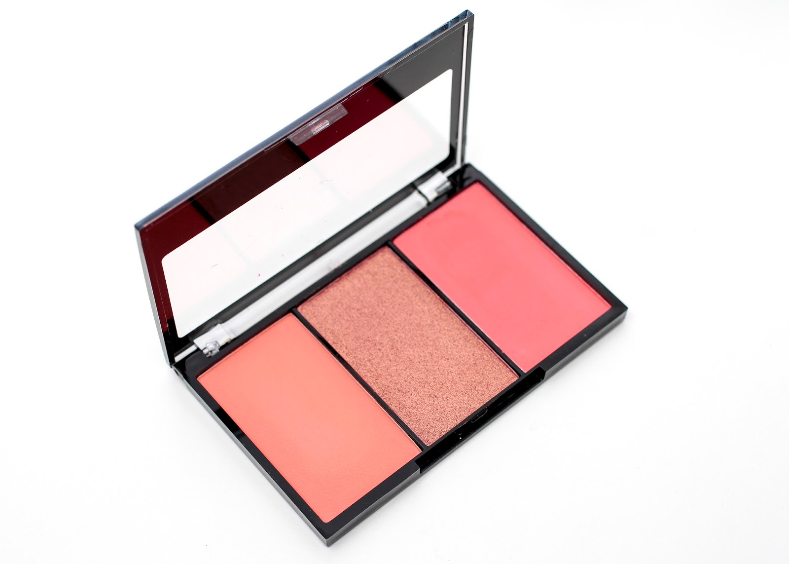 BYS 3 Blush Palette in Coral Me In