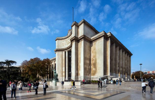 Museu do Homem em Paris
