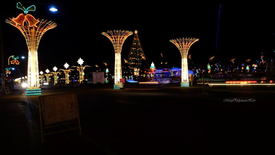 its magnificent drive through christmas light show is bigger and better every year this year the town will feature even more light displays with sparkling