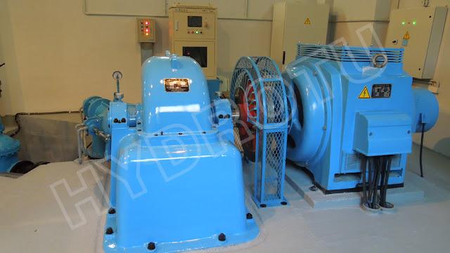 turgo hydro turbine