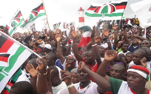 Confusion rocks NDC over Volta Regional campaign taskforce launch