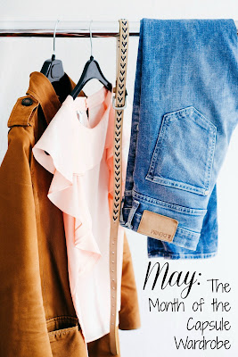 May: The Month of the Capsule Wardrobe @ Semibalancedmama