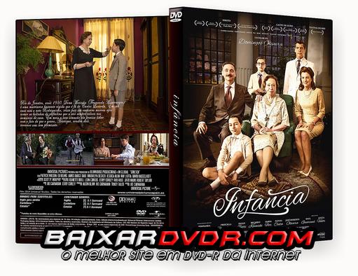 INFÂNCIA (2016) DVD-R CUSTOM CINEMA