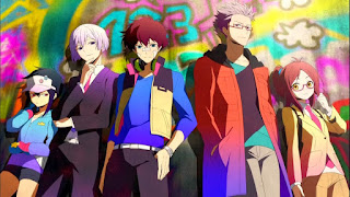 Hamatora: The Animation – Todos os Episódios