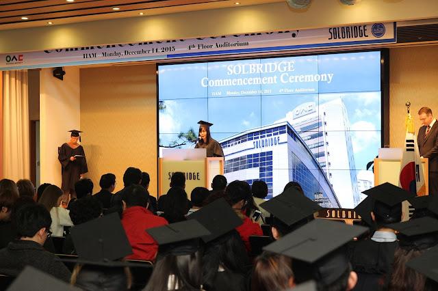 Học cử nhân quản trị kinh doanh BBA 2+2 Đại học Solbridge Hàn Quốc