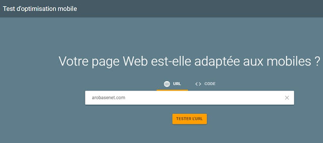Les outils de test du Mobile-Friendly et Google AMP supportent la modification du code