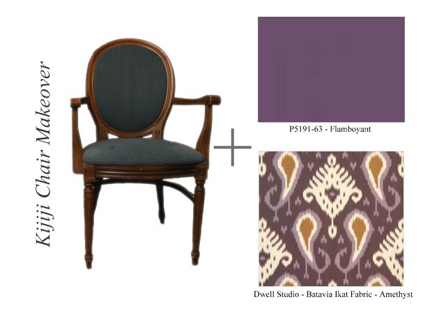 Kijiji chair makeover ideas