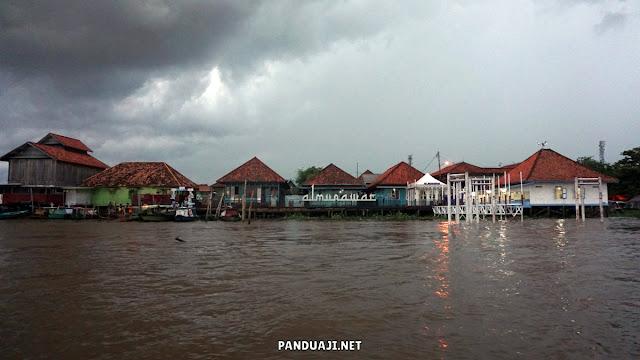 Kampung Arab Al Munawar di Palembang