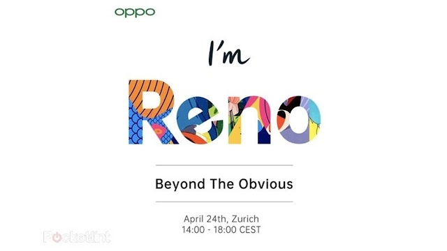 Oppo Reno To Launch On April 24 – Everything About Oppo Reno
